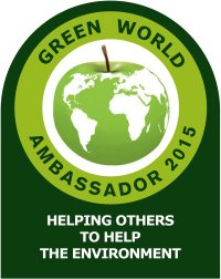 Green World Ambassadors Award