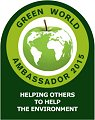Mousemesh wins Green World Ambassadors Award